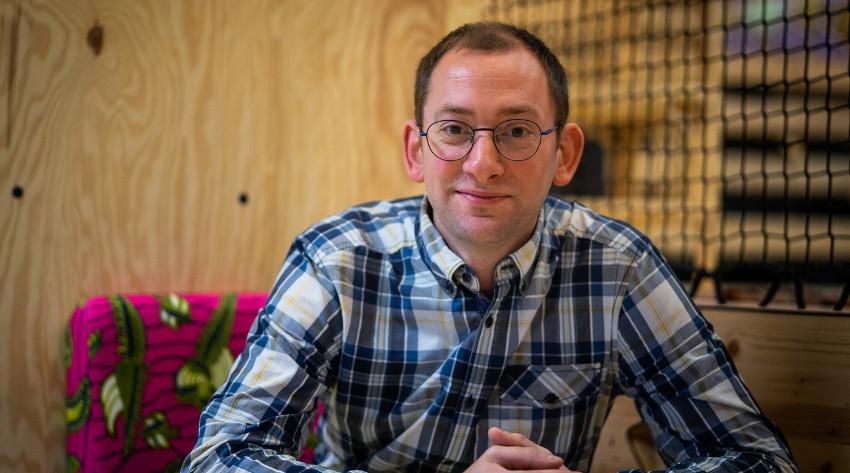 Bernard, Klaro Founder